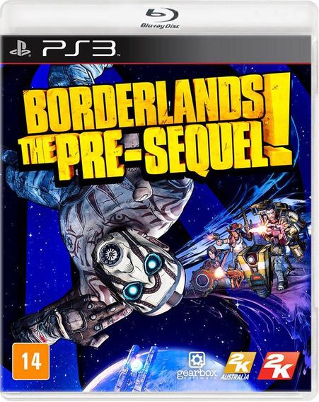 Borderlands The Pre-sequel! - Playstation 3 - S. G.