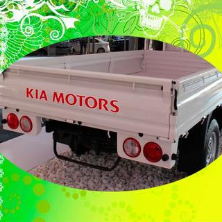 Calco De Porton Kia Motors De Camion K2700 K2500