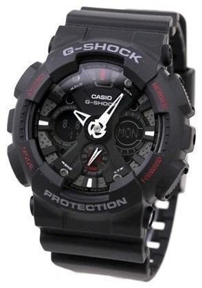 Casio G-shock Ga120 1adr Original