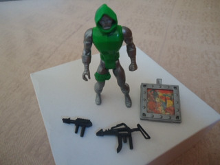 1984 Mattel Marvel Super Hoes Secret Wars Dr. Doom W Shield