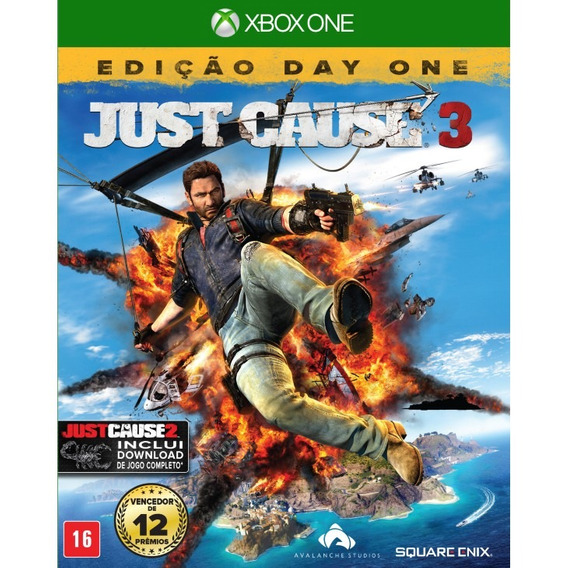 Just Cause 3 - Xbox One - Gratis Just Cause 2 Para Baixar