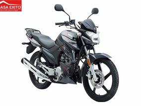 Moto Yamaha Ybr125z 124cc Año 2016