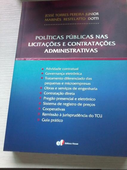 Políticas Públicas Nas Licitações E Contratações Concurso