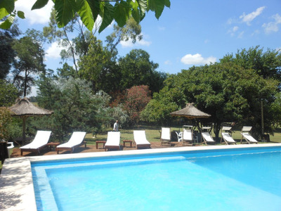 Casa De Campo - El Paraiso A 74 Km De Capital.