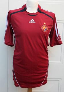 Camisa Djurgardens If Suécia adidas 2006 2007 Rara