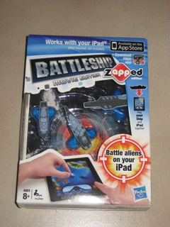 Hasbro Battleship Movie Edition Set Para Jugar En iPad