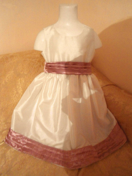 Vestido Para Niña Talla 5