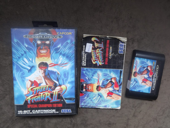 Street Fighter Ii Champion Edition Completo.confira!!
