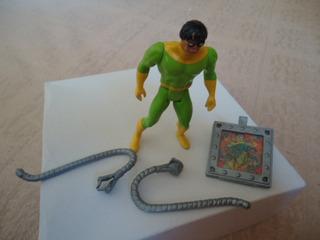 1984 Mattel Marvel Super Hoes Secret Wars Dr. Octopus Shield
