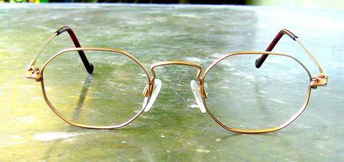 Lentes Vintage Esprit, Gafas, Lennon, Octogonal
