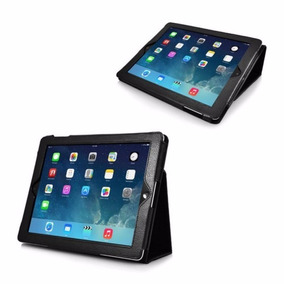 Capa Book Case Couro Sintético Apple iPad Mini 1 2 3