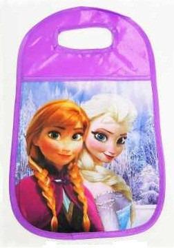 Porta Lixo Lixeira Para Carro Frozen