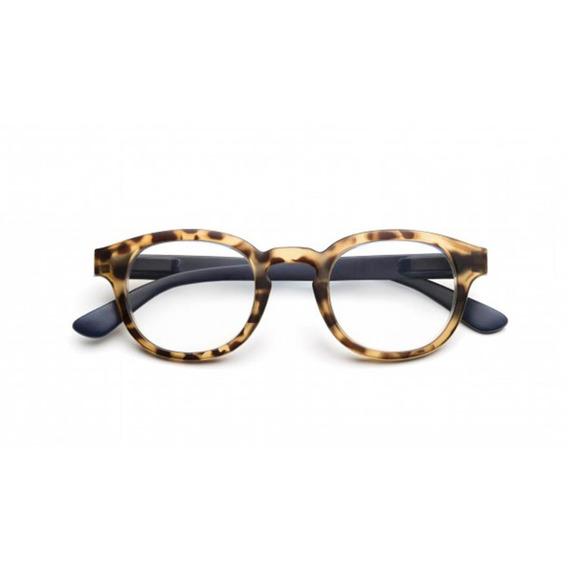Lentes Gafas Proteccion B+d Blue Ban Tortuga +2.00