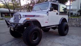 Coleccion Jeep Cj7 Clasico Renovado Muy Bueno