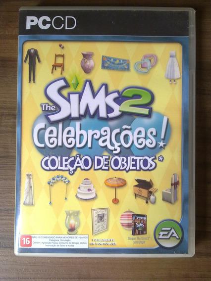 The Sims 2 Celebrações Coleção De Objetos