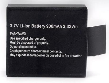 Bateria De Backup Sport Cam Sj-4000
