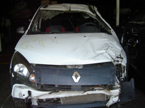 Renault Sandero Stepway 1.6 16v - Sucata Motor Cambio Bancos