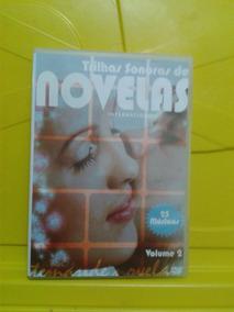 Trilhas Sonoras De Novelas Internacional V2 - Disco - Novo