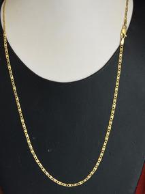 Colar Ouro 18k- 6.1 Gr,+ou-64cm, Ouro-branco-rosê,unisex.