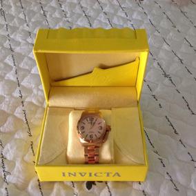 Relógio Invicta Rosè. Maravilhoso!