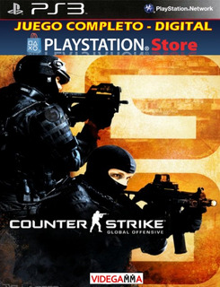 Counter Strike: Global Offensive - Playstation 3