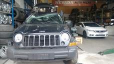 Peças Jeep Cherokee 3.7 V6 4x4 07 - Sucata Nevada Auto Peças