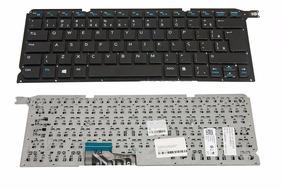 Teclado P/ Dell Ultra Fino Touch I7 5470 5460 5480 Br Com Ç