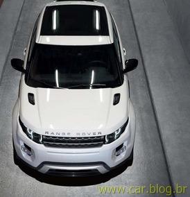 Vidro Teto Solar Land Rover Evoque - Original