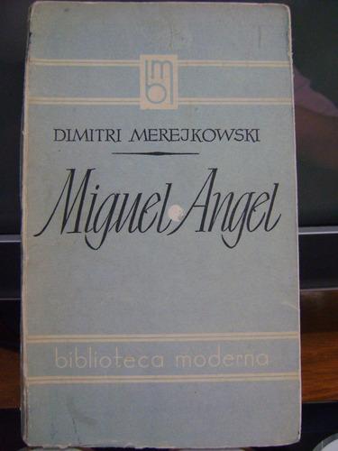 Miguel Angel Dimitri Merejkowski
