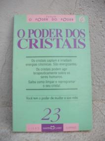 O Poder Dos Cristais - Martin Claret - Livro