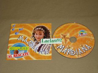Belinda Mariana Complices Al Rescate 2002 Bmg Cd