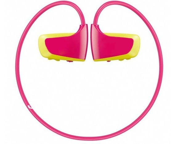Mp3 Walkman W262 8gb Sport Rosa - Pronta Entrega
