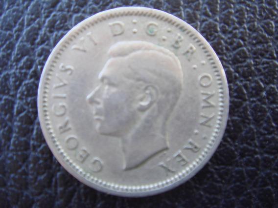 Reino Unido - Moneda De 6 Peniques, Año 1950 - Muy Bueno
