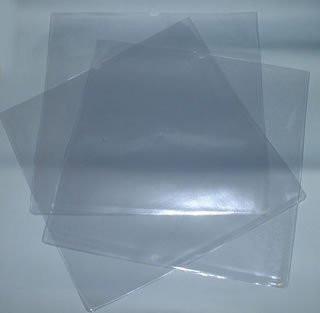Plastico Disco Lp Vinil - Interno Lp 31x31 - 500 Unidade
