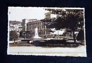 Cartão Postal Praça Antônio Carlos Juiz De Fora