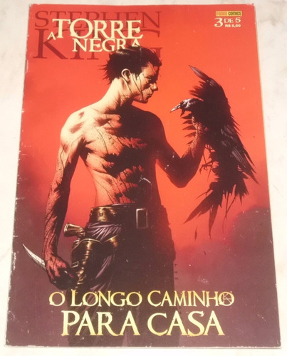 Hq Torre Negra Parte 3 - Stephen King - Panini - 2009