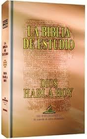 Biblia De Estudio Dios Habla Hoy