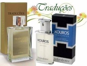 Perfume Hinode Kourus Traduções Gold Nº 2