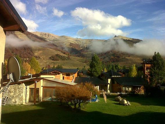 Depto En Cerro Catedral, Bariloche Para Hasta 5 Personas