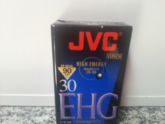 Fita Jvc Tc-30 Ehg