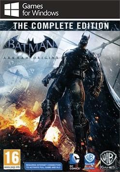 Batman Arkham Origins Complete Edition ( Midia Digital ) Pc
