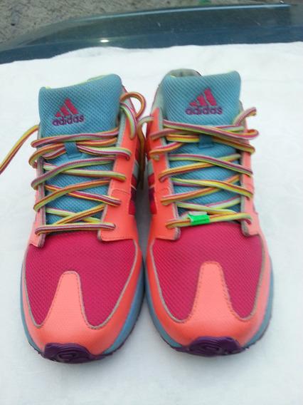 Tenis adidas Multicolor