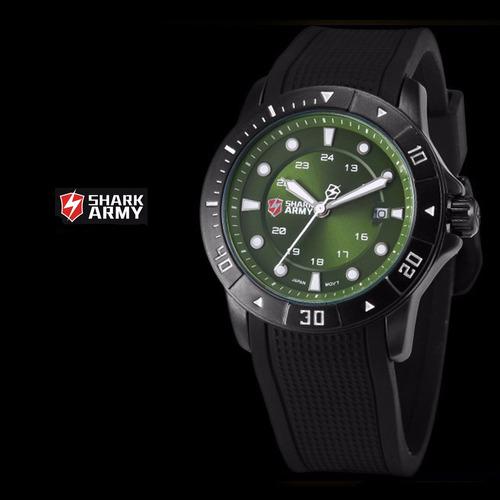 Reloj Shark Army - Saw100