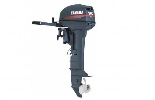 Yamaha Motor Fuera De Borda 2/t 15fmhl Dolar Met