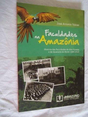 * Faculdades Na Amazônia - José Antonio Tobias
