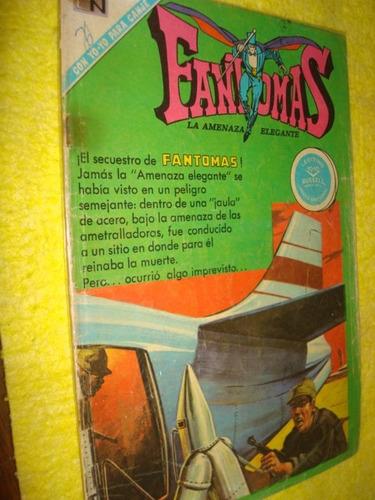 Fantomas Nº 56 Novaro