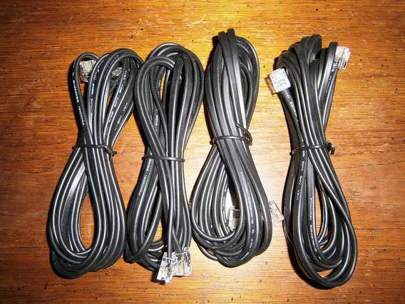 Cables Telefónico Rj11