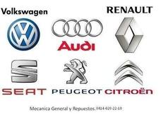 Mecanica Peugeot Citroen Audi Seat Y Servicio Automotriz