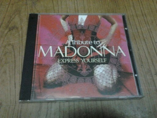 Tributo A Madonna Express Yourself 2011 S/.30
