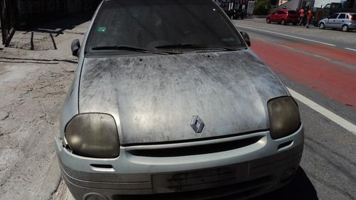 Sucata Renault Clio Rt1.0 16v 2001